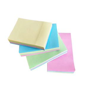 Симпатичные вкладки Kawaii Sticky Notes Memo Pad Канцтовары Напомянутые Pads Post Post Это Блокнот Стационарное Офисное Офисное Украшение Примечание