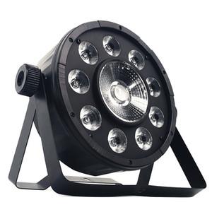 SHEHDS вело плоское равенство 9x10W+30W RGB освещая RGB 3in1 вело светлое DMX512 диско освещает профессиональное оборудование DJ этапа