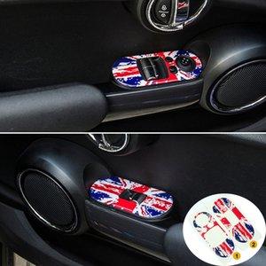 Adesivi per alzacristalli elettrici per auto Coprimoto per portiere per auto Cooper JCW F56 F55 Car Styling Accessori