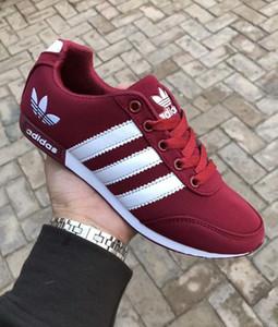 Größe 36-45 Marke Laufschuhe für Männer Frauen Low Cut Lace Up Casual Sportschuhe Outdoor-Unisex Zapatillas Sneakers Walking-Schuhe NBKH