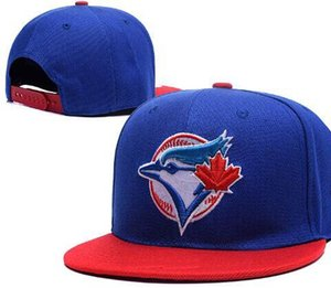 2019 best quality Snapback Blue Jays Hat Cap Adjustable Baseball Hats Snapbacks Strapback Golf Casquette Sport cap men women bone