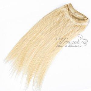 Cabelo VMAE Brazilian Top Cabelo Qualidade trama Virgin brasileira tranças no cabelo extensão trama 3pcs por lote de 100% peruca Humano
