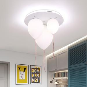 Lampadari a soffitto Balloon Kid dell'interno moderno Light Fixtures Deco domestico bambini Camera E27 Bulbi SOFFITTO