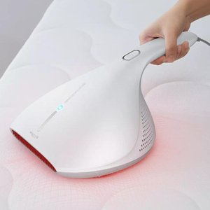 Xiaomi Deerma CM810 Mites Vacuum Cleaner Handheld Light And Heat Shock UV Lamp Remove Mites Strong Suction Cleaner Instruments