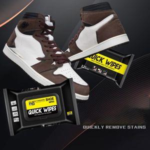 2020 Sıcak Shiping Beyaz Ayakkabı temizleyici Artefaktı Tek Islak Mendil Deri Ayakkabı Sandalet Temizleme Doku Taşınabilir