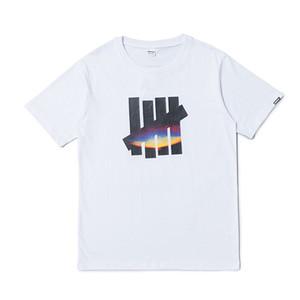 El invicto estilista para hombre Camiseta para hombre de Hip Hop estilista Carta de alta calidad de impresión camiseta de los hombres de las mujeres de verano de manga corta camisetas
