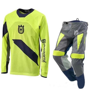 Husqvarna Motorcycle mountain bike bmx racing suit mx pants karting protection outdoor sport cycling dh gp off road motocross