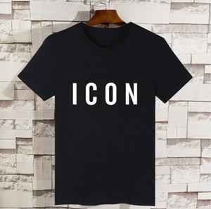 Engraçado t camisa Venda Quente Marca de Moda ícone T shirt Dos Homens Casuais Tshirt Imprimir Com Ícone Hip Hop algodão Camiseta de Manga Curta Tee 3xl