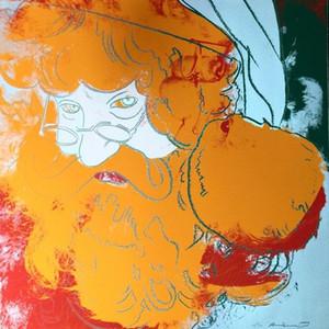 1981 ANDY WARHOL MYTHS Handpainted HD Baskı Ünlü Portre Sanat yağlıboya, Duvar Sanatı Ev Dekor Üzerinde Yüksek Kalite Canva p208
