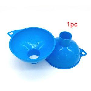 Wide Mouth Küchenhelfer aus Kunststoff Heim Hopper Durable Wiederverwendbare Ölkraftstoff Funnel