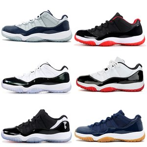 2020 Hot Sale Jumpman 11 Not For Resale Black Gold Mandarin Duck Mens Basketball Shoes Low Quality 11S Designer Sneakers #414