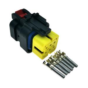 AMP TE 6 Pin Auto 776433-3 776531-3 Camshaft sensor plug,6P Oil pressure atmospheric pressure sensor plug for Excavator Carter