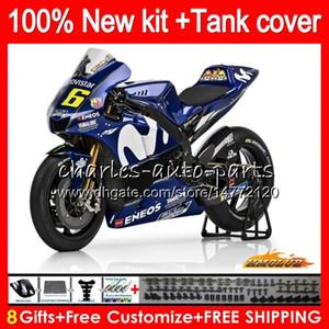 Bleu usine Thundercat YAMAHA YZF 600 R CC 600CC 600R 72HC.00 YZF600R YZF600R 96 97 98 99 00 01 02 03 04 05 06 07 1996 2007 carénages
