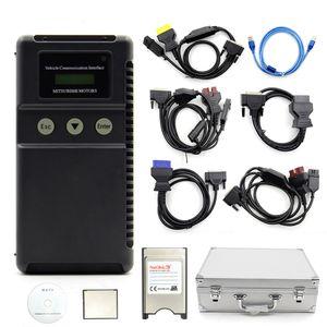 DHL 무료 배송 미쓰비시 MUT3 MUT 3 차와 트럭 진단 도구 다국어에 대한 MU T-3Support ECU 프로그래머를 최고 등급