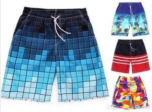 High quality wholesale resaling summer loose Beach SHORTS Casual swim swimwear print pants Mens tops S-pants Fashion trunks BIG size S-XXXL