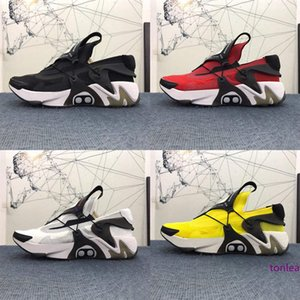 New Adapt Huarache Racer Men Running Shoes White Red Black Yellow Designer Huraches Brand Trainers Sports Sneakers Shoes Fashion Size 40-45