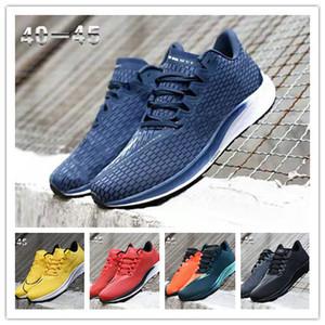 роскошь дизайнер обуви Увеличить конкурирующими летать 2 прилунения V2 жаккардовые Новая зимняя обувь для ходьбы под управлением размер обуви 40-45