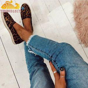 Женская Flat Продеть Espadrilles дамы Torridity вскользь пары тапочек Обувь Кроссовки Женщины балета бездельников Flats Zapatos Mujer