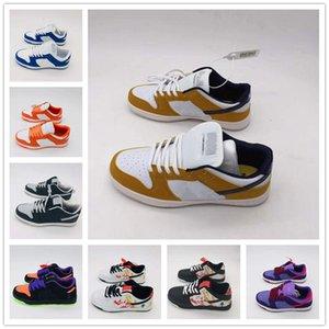 2020 Brand SB Skateboard Sports Shoes Fashion Men Women Low Cut Casual Dunk Shoes Outdoor Zapatos Sneakers Size 36-44