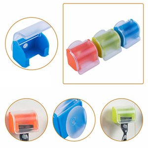 Shaver Holder For Men Accessories Bathroom Storage Portable Wall Mount Suction Cup Rack Reusable Useful Waterproof Home