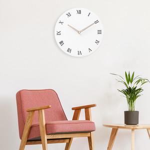 Sıcak Satış Patlama Modern Minimalist Saatler Salon Yatak odası bei europfine Sessiz Plastik Duvar Saati