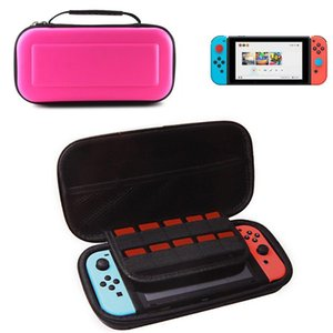 200 DOSLY EVA Protective Hard Case For Nintend Switch Shell Travel Carrying Storage Bag Pouch NS Console Handbag For N-Switchwithout