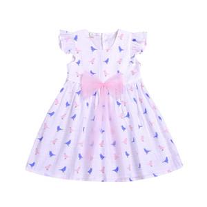 Kız Unicorn TUTU Elbise Bebek Karikatür Harf Pullu Dantel Bow-Tie Etek Suit Çocuklar Casual Giyim Kız Kot Şort Letter 06 ayarlar