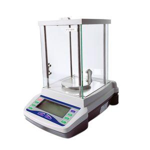 Lab 200 x 0.001 g 1mg Balance de laboratoire Balance de pesage électronique de précision avec fonction d'auto-calibration