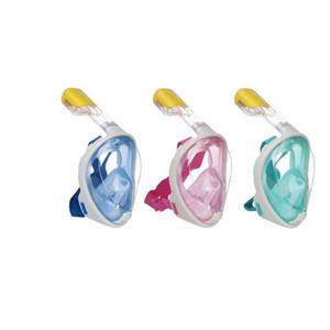 Nouveau publié marque masque de plongée sous-marine tuba ensemble formation de natation plongée sous-marine masque de plongée masque facial complet anti-brouillard pour caméra GoPro