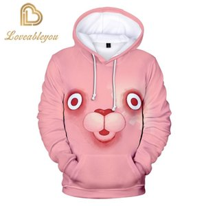 Funny Anime Usavich Hoodies Men Women Personality Casual High Quality O-neck Pullovers Kid's Kawaii Comfortable Tops