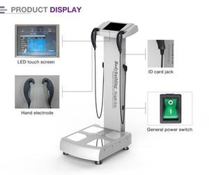 2020 GS6.5 professionale completa Body Fat Analyzer / Body Scanner Analizzatore / composizione corporea analizzatore di grasso Analyzer Machinebody Free shipping