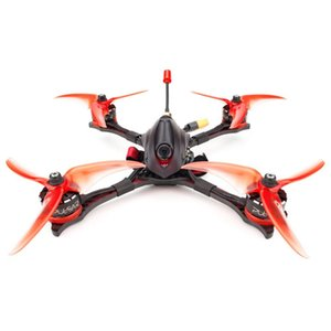 Emax Hawk Pro 5 дюймов 4S FPV Гонки Drone С F4 BF OSD FC 4в1 35A ESC BLheli_32 Pulsar 2306 2400KV CADDX RATEL Cam - BNF Версия