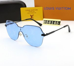 2020 Designers Sunglasses Luxury Sunglasses Stylish Fashion High Quality Polarized for Mens Womens Glass UV400 Free shipping0016