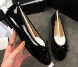 2020 spring newest arrival brand women shoes black white genuine leather fashion casual shoes luxury high quality women flats