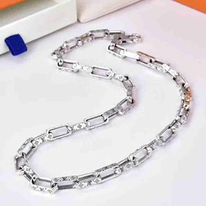 Luxurious quality S925 silver bracelet necklace for women and man jewelry 16cm 18cm 20cm 22cm free shipping PS4508