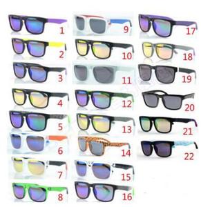 العلامة التجارية مصمم جاسوس كين بلوك نظارات هيلم 22 لون أزياء الرجال مربع الإطار البرازيل أشعة الساخنة الذكور القيادة نظارات الشمس ظلال نظارات