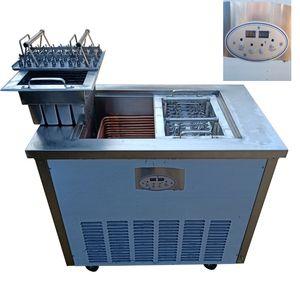 acero inoxidable máquina de paleta calidad comercial automática máquina rotativa de paleta de modo dual máquina de paleta en venta
