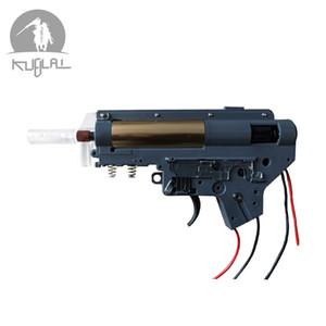 Gel Getriebe v2.Gel Split Getriebe Nylon-Empfänger für Gel-Kugel-Blaster Paintball