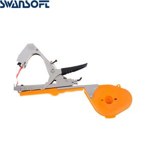 Agricultura herramientas para la cinta que ata el lazo de unión de la vid Rama herramientas de jardín Planta Atar Tapetool Tapener Máquina