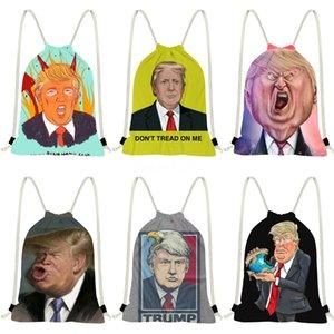 2020 Stili pelle borsa famosa Trump Marca Moda borse zaino del Tote di spalla della signora Zaino in pelle Borse A6820 # 882