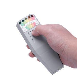 Freeshipping K2 Кии цифровой Emf метр детектор Handheld Lcd Дозиметр тестер для Electric Emf Измеритель электромагнитного поля Лучевая