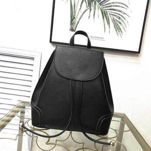 2019 brand fashion designer woman bags extra large capacity backpack inside simple elegant bacpack shoulder bag