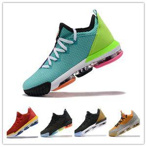 Top Quality 16s tappeto tessuto Pannello di pallacanestro degli uomini Scarpe da uomo 16 più di un gioco Man Shattered Backboard atletici delle scarpe da tennis di sport