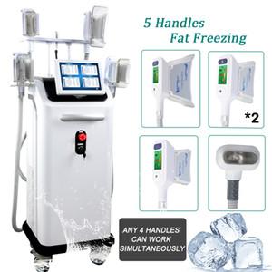 البرد العلاج بالتبريد الدهون تجميد وجه جهاز التخسيس جهاز cryolipolysis المنزل آلة ضئيلة تقليل الدهون في الجسم الكنتوري