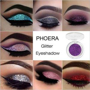Sombra de Paleta de Sombra de Olho de Cor Única Pó de Brilho 12 Cores Opcionais Sombra de Resistente a Água de Sombra de Olho de Maquiagem de Duração