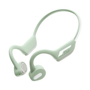 J31 Kablosuz Kulaklık Bluetooth 5.0 Kemik iletimi Kulaklık CVC8.0 Gürültü Azaltma ile Mic Spor Kulaklık Kendinden yansıtıcı Şerit Soğuk