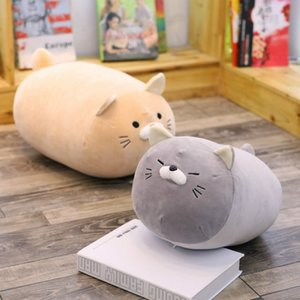 Pusheen Plush Cat Toy Soft Pillow Stuffed Animal Amine Cat Plush Toys Cute Cushion Kids Doll Cat Pillow Children Xmas Gift