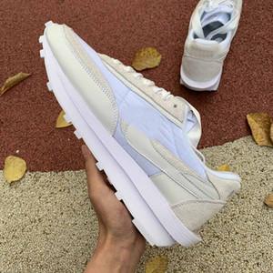 2020 Designer Luxus Art und Weise weg Luxus Basketball mens Frauen Schuhe Männer Turnschuh weiß Waffel Schuh Turnschuhe Faulenzer Größe 5-12 7.339.044 laufen