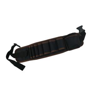 Multi Pockets Hanging elétrica ferramenta saco cinto Ferramentas Titular Armazenamento