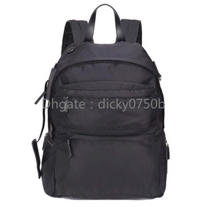 Vente en gros nouveau sac à dos pour ordinateur portable pour les hommes de la mode sac à dos pour les hommes sac à bandoulière imperméable sac à main sac messenger presbytes tissu parachute